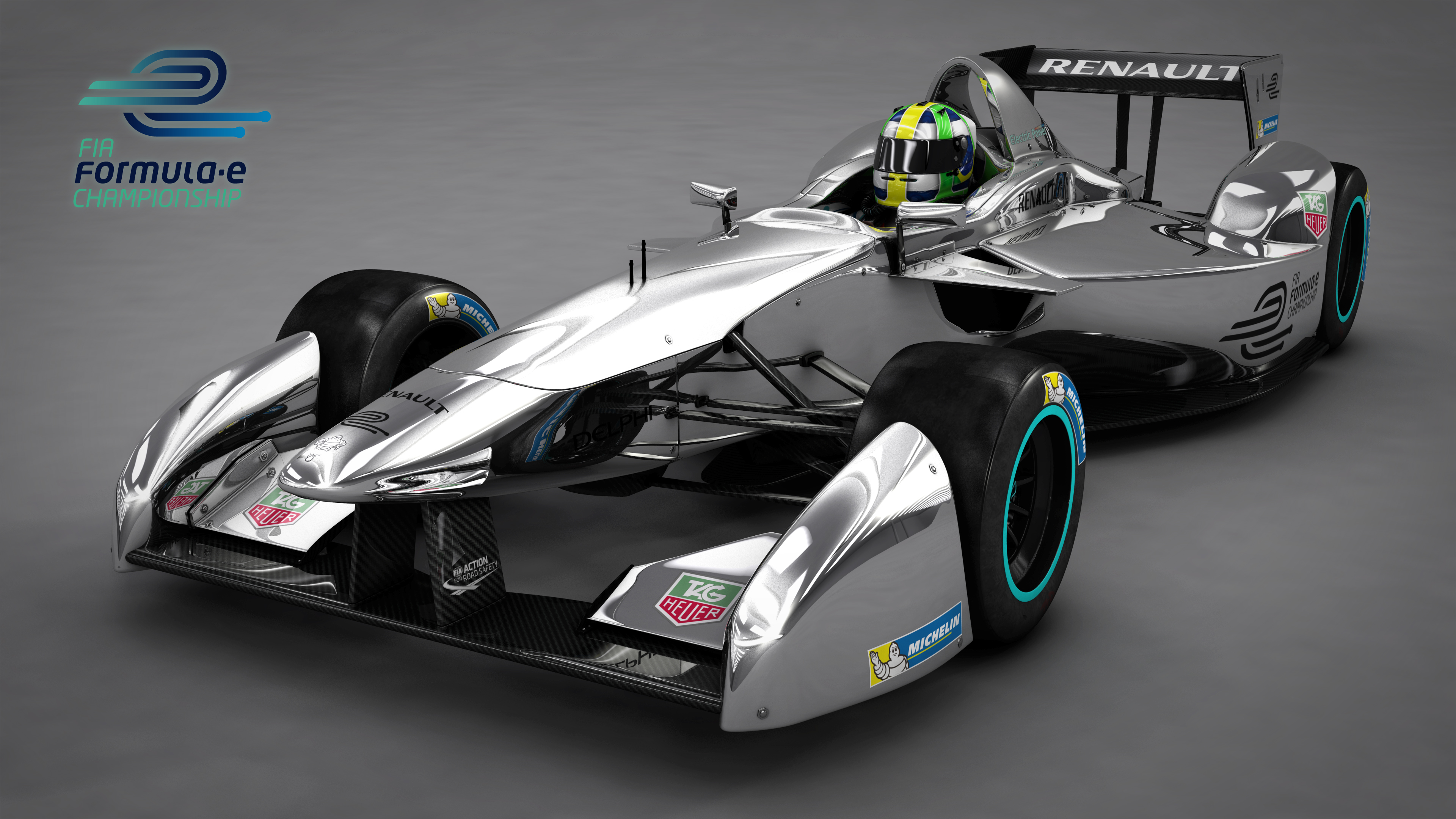 Electric Racing News Renault Partners With Formula E